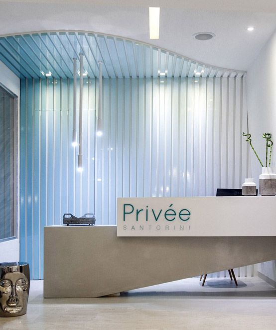 About privee santorini